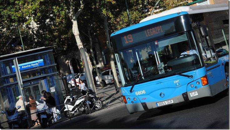 Madrid: Siete líneas de autobuses refuerzan su servicio http://www.inmigrantesenmadrid.com/madrid-siete-lineas-autobuses-refuerzan-servicio/