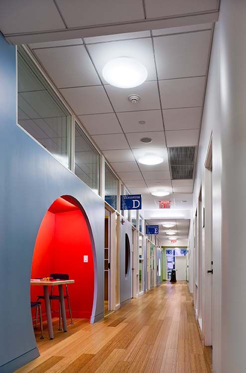 Gateway School Of New York Location: New York, NY Size: Square Feet  Services: Construction Management / General Contracting Architect: Andrew  Bartle ...