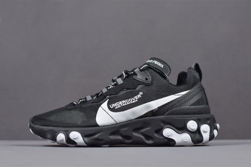Undercover x Nike Epic React Element 87 Black White