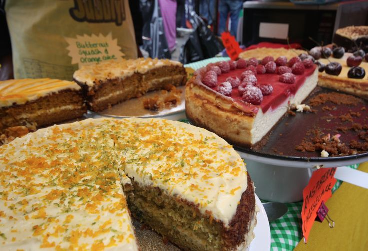 More cakes, these ones are healthy can you believe it?