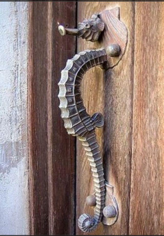 36 best Quirky Door Handles images on Pinterest | Lever door handles ...