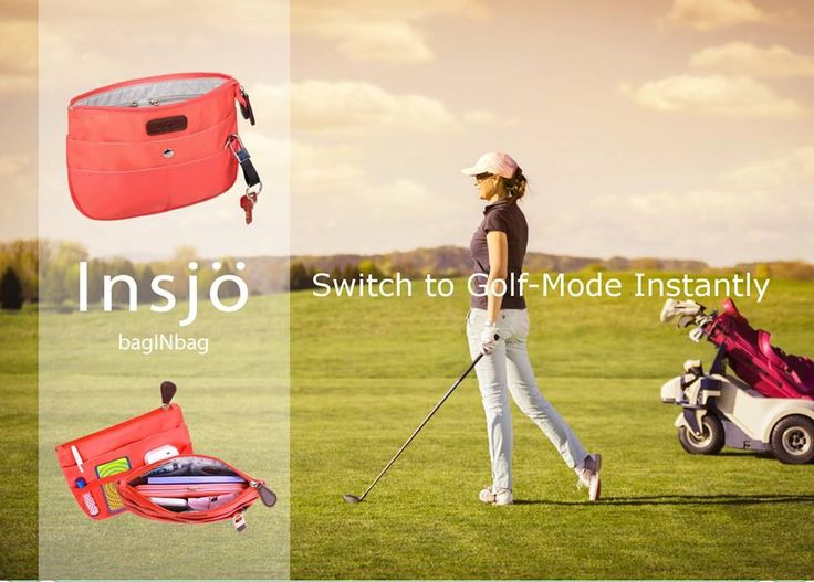 Switch to Golf-mode instantly!