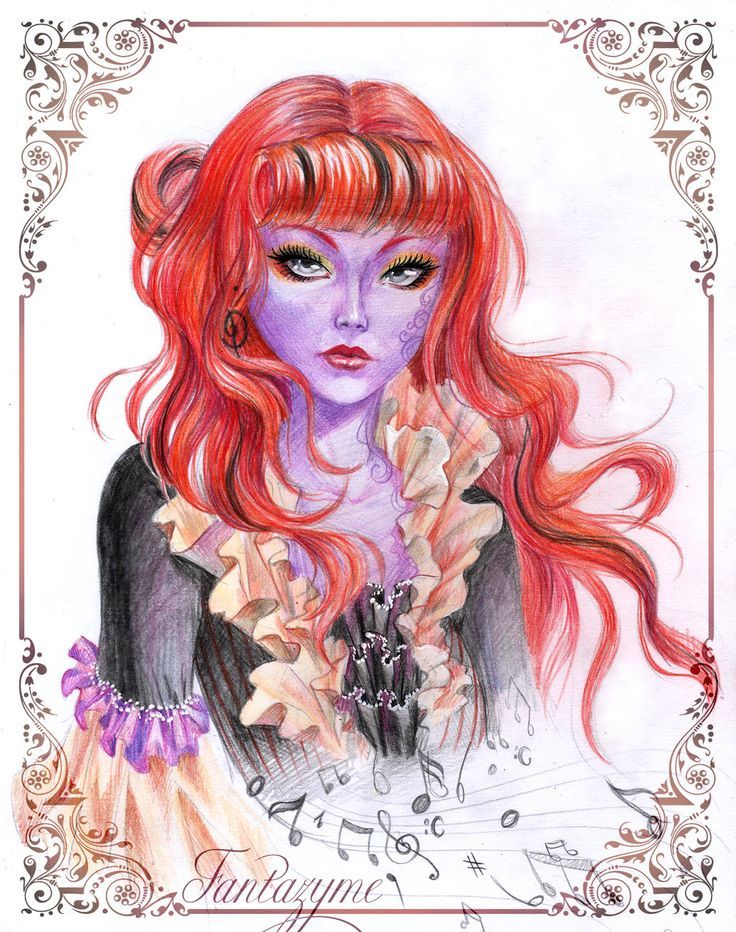 Operetta - Fantom of the Opera by fantazyme.deviantart.com on @deviantART