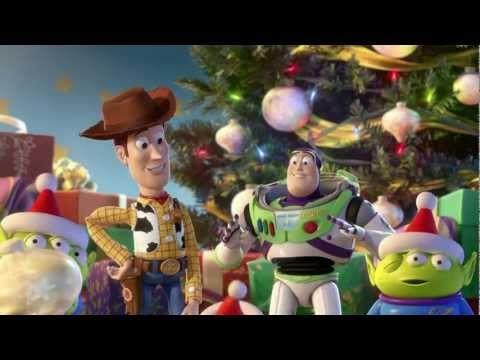 Toy Story: Saludo de Navidad - YouTube
