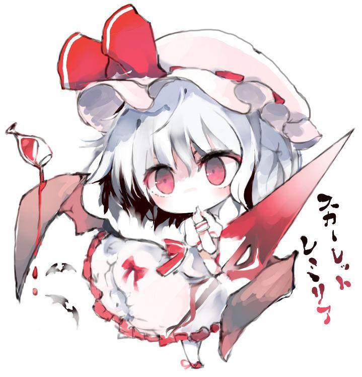 レミィちゃん Remilia Scarlet