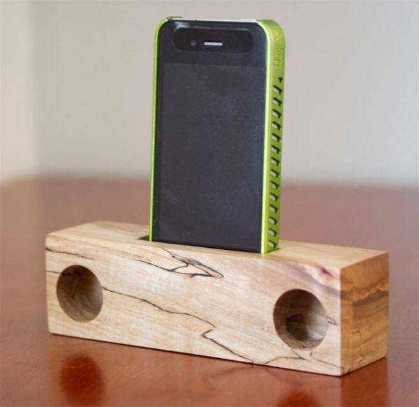 wooden iphone speaker 46 best images about passive mp3 speakers stations 8947