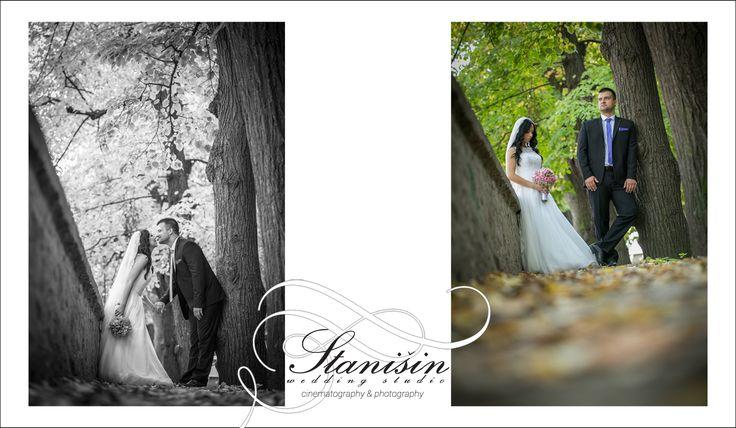 Jesen je najromanticnije doba godine za vencanje fotografije govore i zasto. http://www.zoranstanisin.com/ #jesen #foto #kiss #wedding #fotografns