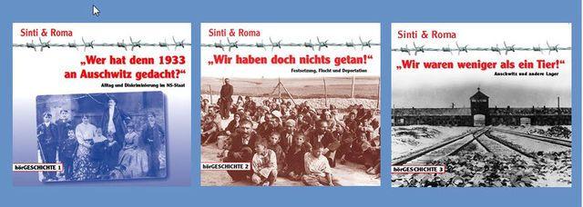 Die Sinti & Roma-Hörbuch-Trilogie
