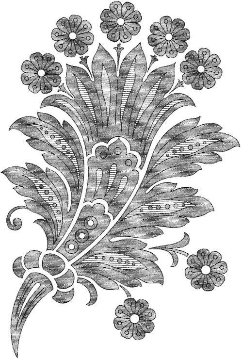 Gallery.ru / Фото #41 - Embroidery II - GWD