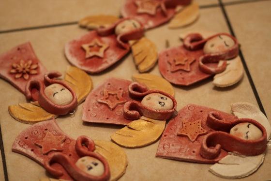aniolki masa solnaEn Masa, Być, Crafts Ideas, Masa Solna, Blog Deqper, Things, Aniolki Masa, De Sal, Salts Dough
