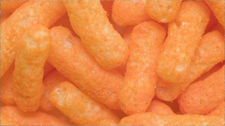 What kinds of ingredients are actually inside Flamin' Hot Cheetos?