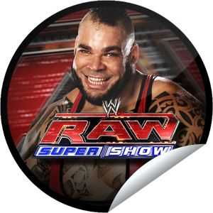 #WWERaw: #BrodusClay