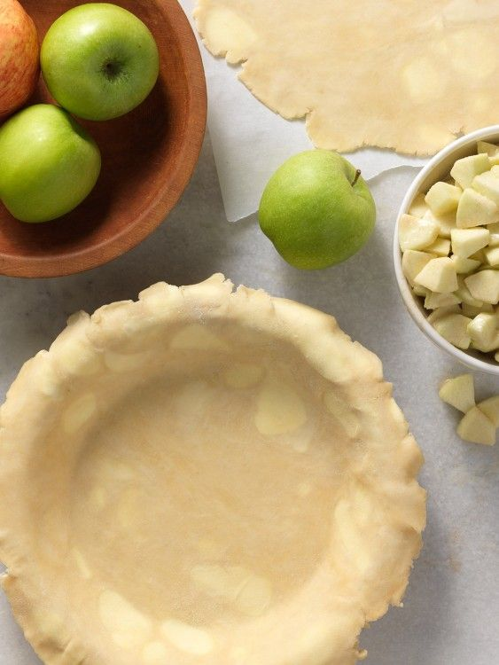 Let us show-and-tell you some tips and tricks for double pie crust perfection, using our Classic Double Pie Crust recipe.