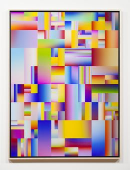 Rafaël Rozendaal, 'Into Time 13 08 17,' 2013, Postmasters Gallery