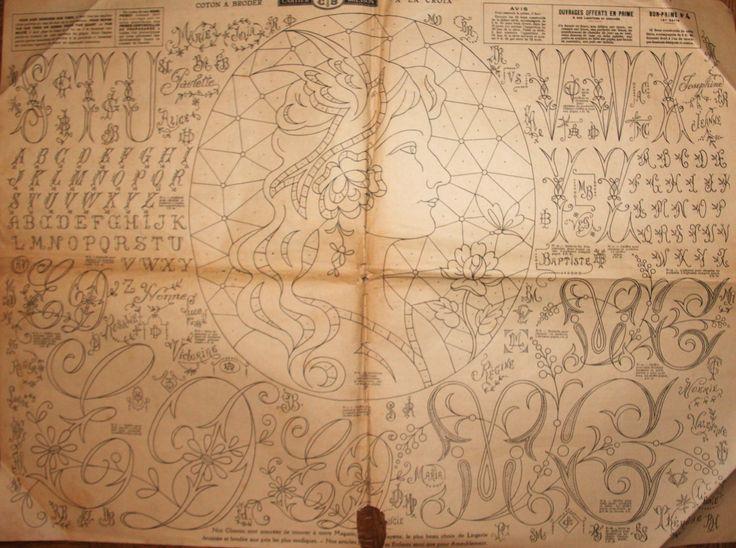 Dessins piqués n° 271 - 15 avril 1923 (2)