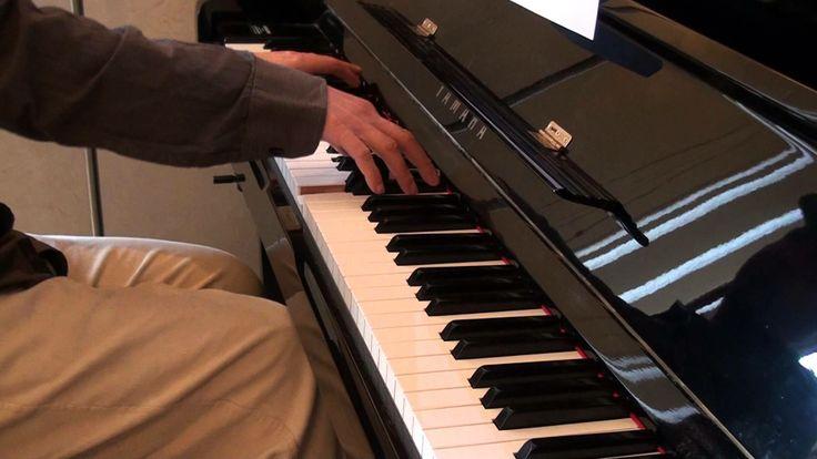 Perdere l'Amore Canzone di Massimo Ranieri - Musica al Pianoforte