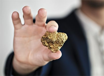 Earn with gold and gain financial independence! Seize this business opportunity today!