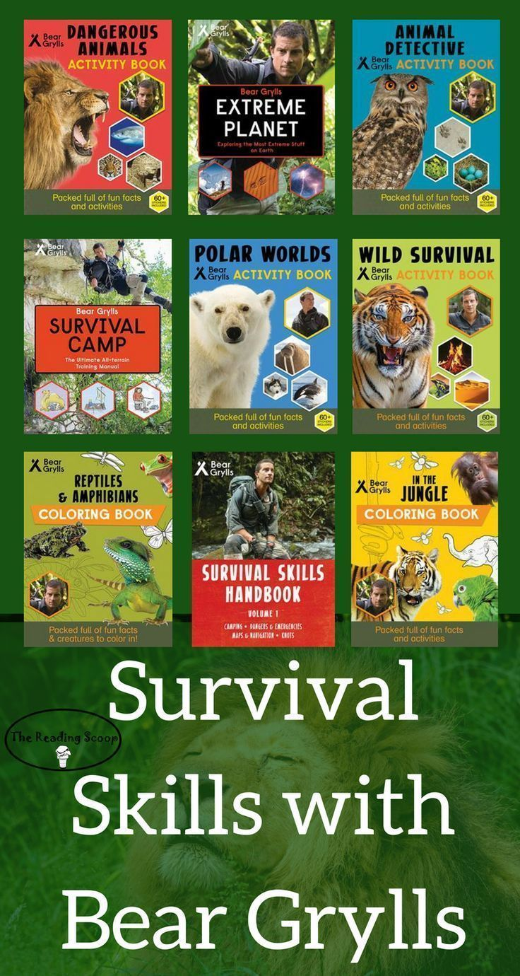 New Adventure Series By Bear Grylls The Reading Scoop In 2020 Bear Grylls Usborne Books Book Activities