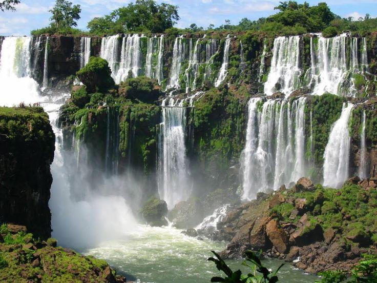 Водопад Игуасу, Аргентина - ПоЗиТиФфЧиК - сайт позитивного настроения!