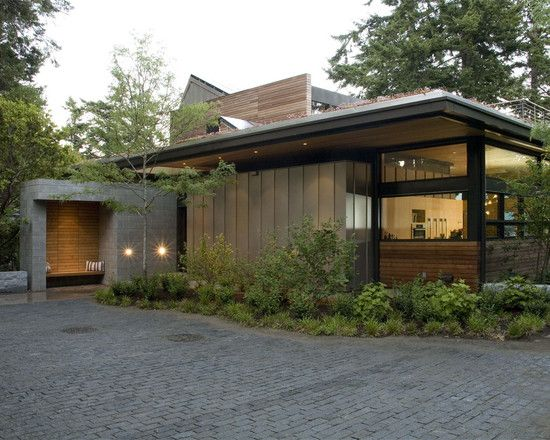 Modern Exterior Craftsman Exterior Design, Pictures, Remodel, Decor and Ideas - page 4
