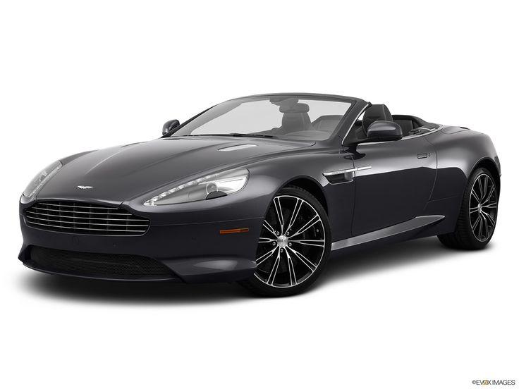 2014 Aston Martin DB9 Volante Automatic