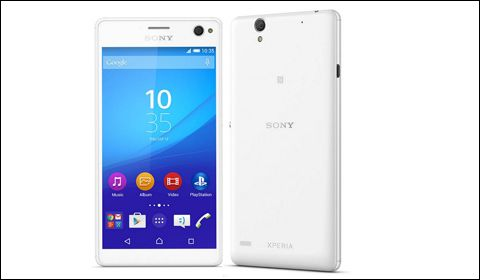 Sony Xperia C4: Excellent camera but laggy and expensive