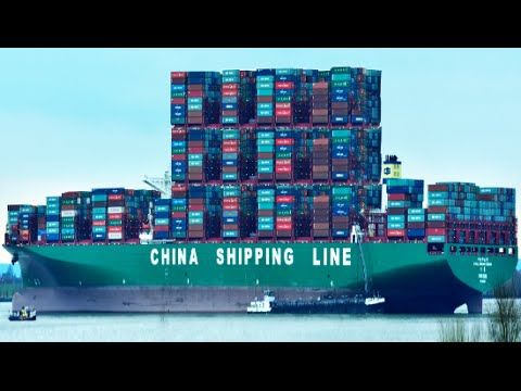 nice The Greatest SHIP in the planet 2016 (Container Ships) Maersk - CMA CGM - UASC - CSCL - MSC