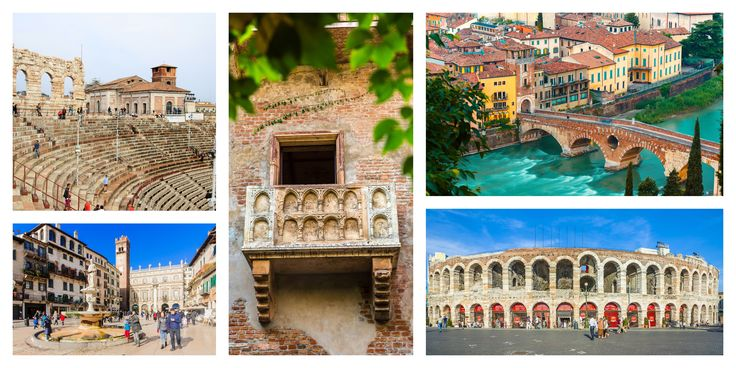 Verona Italy, Old Bridge in Verona, Romeo and Juliet's Balcony, Verona Arena, Piazza Delle Erbe Verona, Things to see in Italy, Places to visit in Verona,