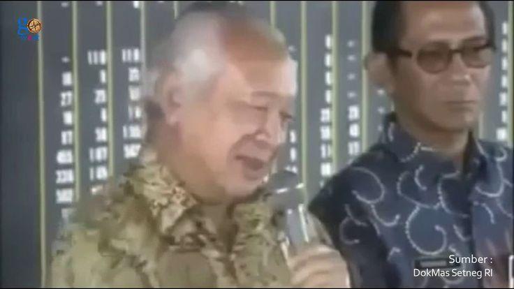 """""""PAK HARTO Bicara Tentang BUNG KARNO, PKI, G30S dan SUPERSEMAR"""""""