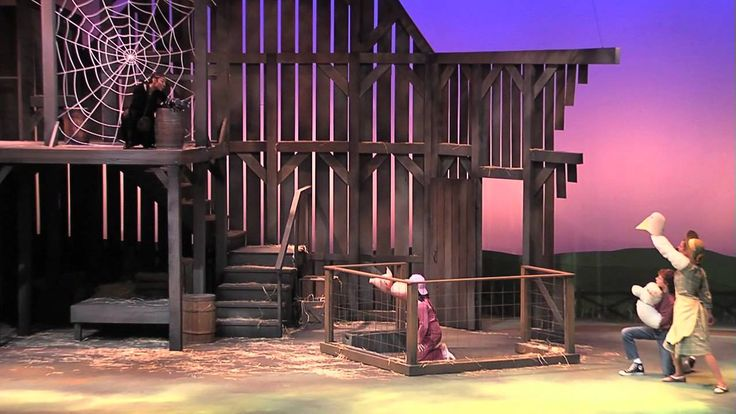 THEATRE: Childrens Theatre production of Charlottes Web