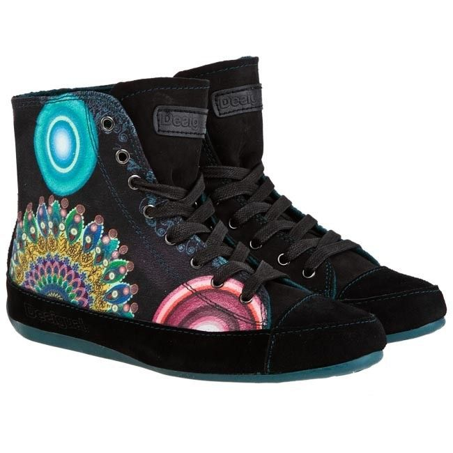 Sneakers DESIGUAL - Canela-3 38KS119/2000