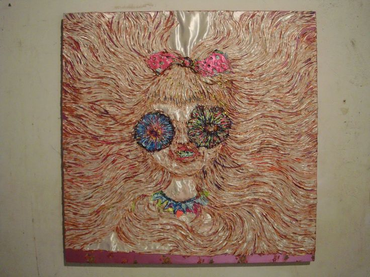 "Hyon Gyon - Portrait of someone (CAMP - ""Kawaii"", 2013)"