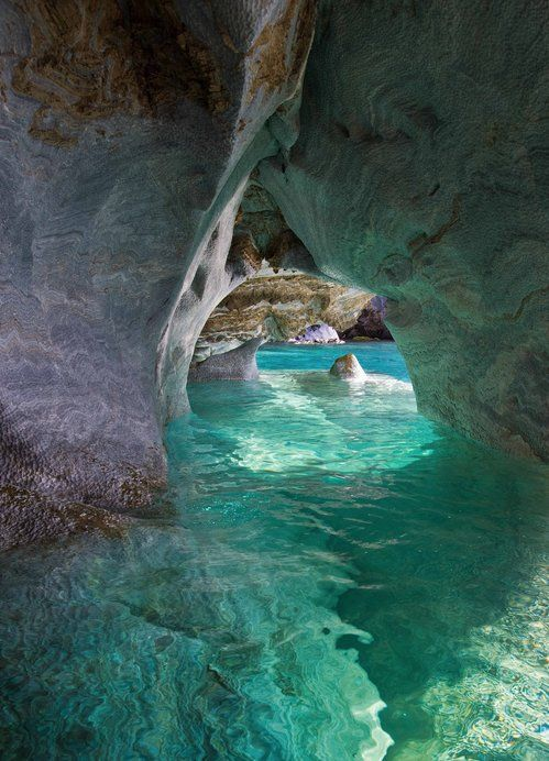 Marble Cathedral, Chile