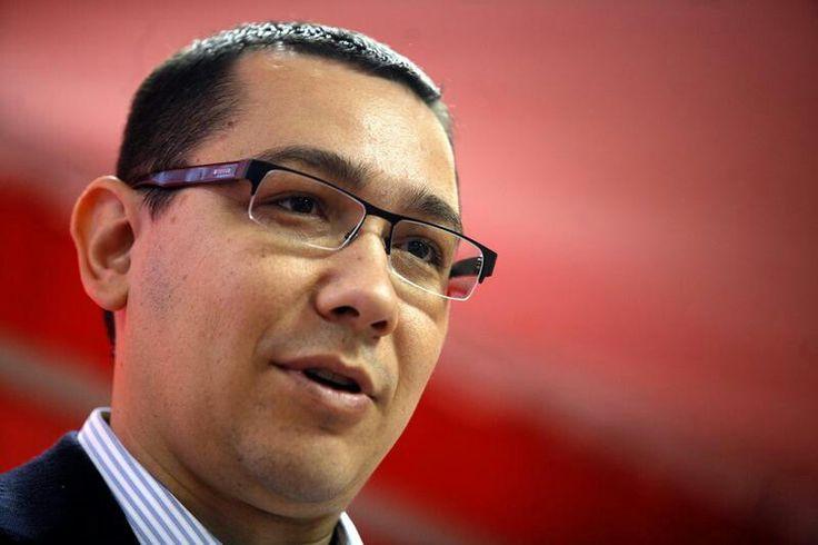 Premierul Victor Ponta împlineşte astazi 41 de ani. La Multi Ani!