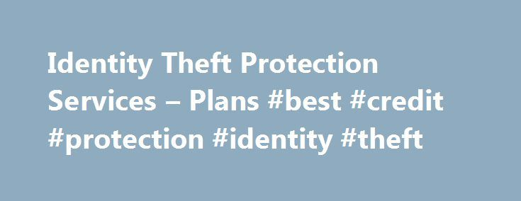 Best 25 identity theft protection ideas only on pinterest best identity theft protection - Credit bureau protection ...