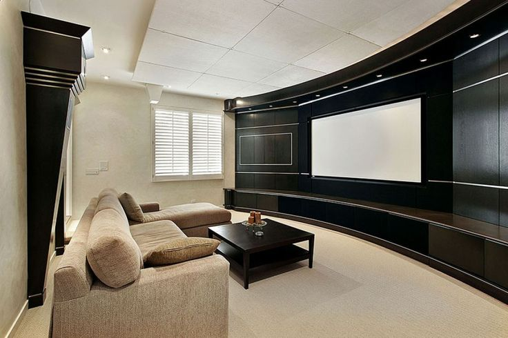 Home Theater With Acoustic Ceiling An Acoustic Ceiling For Your House Check more at http://www.wearefound.com/an-acoustic-ceiling-for-your-house/