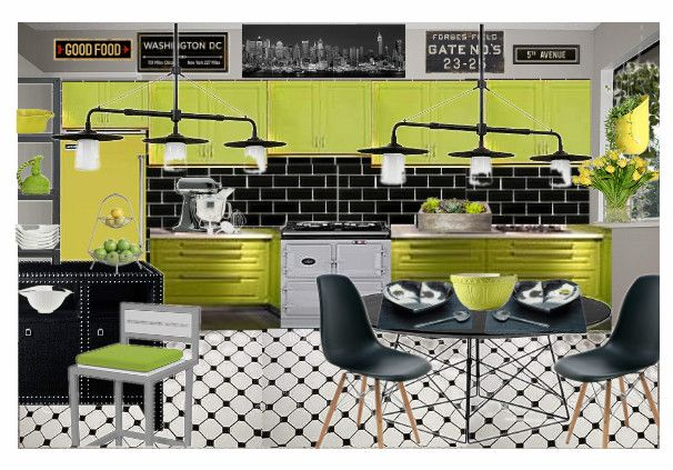 Check out this moodboard created on @olioboard: open kitchen by cozyhome