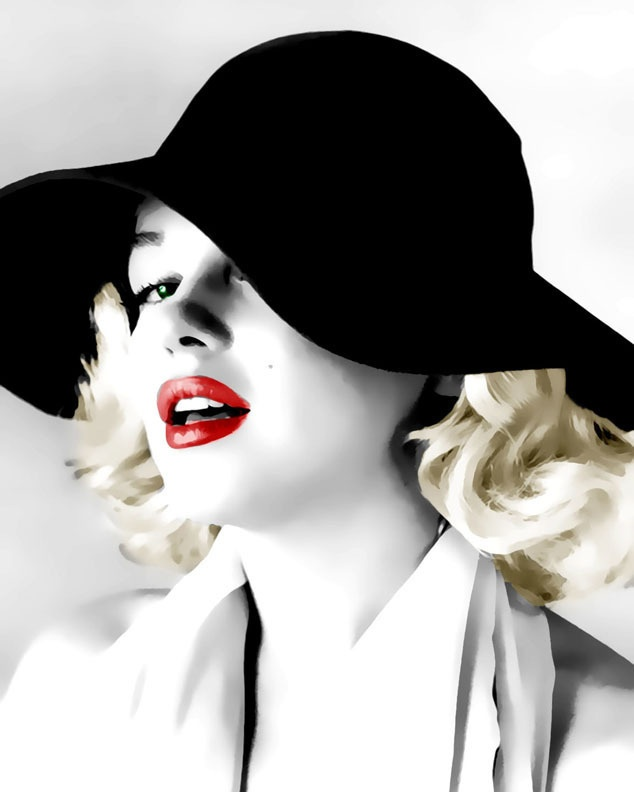 220 Best Marilyn With A Splash Of Red Images On Pinterest