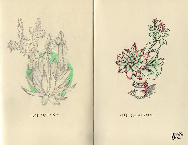 https://flic.kr/p/th3BGe | Sobre Cactus y Suculentas.