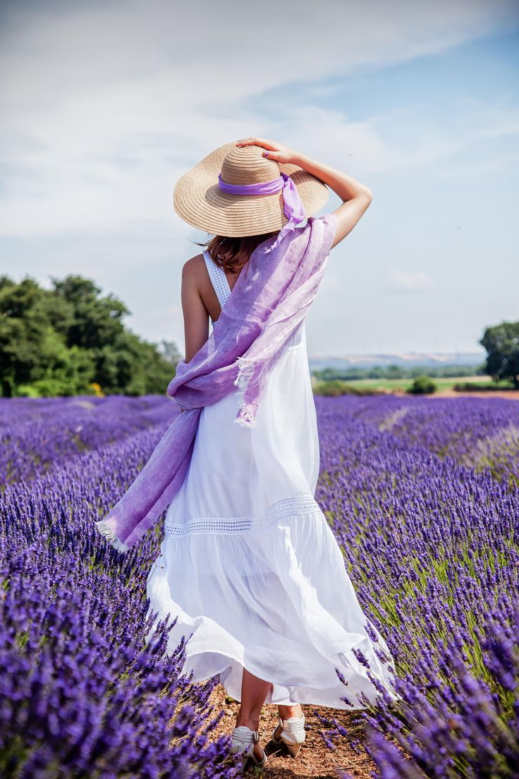 Patricia and Lavender in Italy by Marco Ravenna on 500px