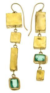 semi precious stone. various sizes silver, copper, gold, earrings