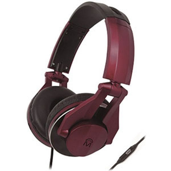 Mental Beats PRO Expert DJ Noise Cancelling Headphones with Microphone
