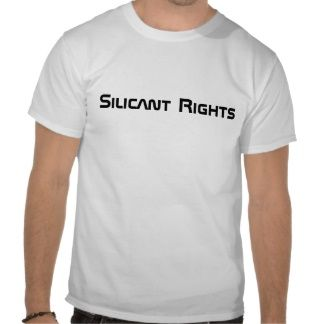 Silicant Rights T-shirt