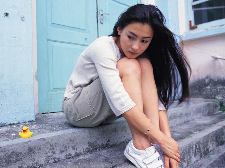 Cecilia Cheung 張栢芝 不一樣的我