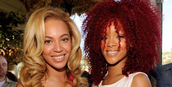 Are Beyoncé and Rihanna Doing a Remix Together
