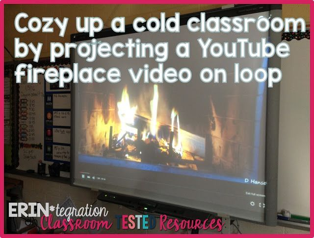 Sanity saving snow day (at school) classroom hacks