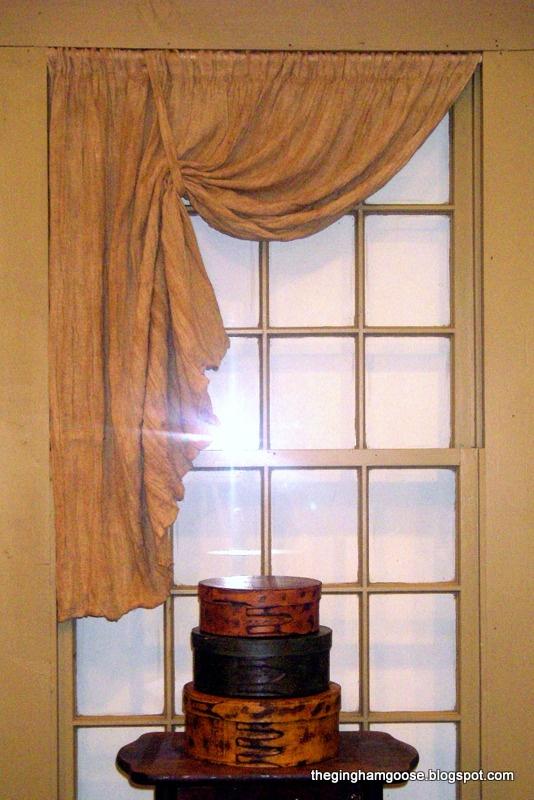 26 Best Images About Primitive Window Treatments On