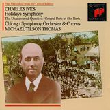 New England Holidays: Music by Charles Ives [CD]