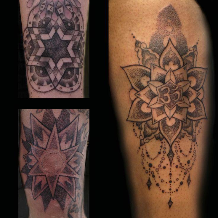 Mandala tattoo vegan tattoo vegan ink dark skin tattoo for Skin works tattoo