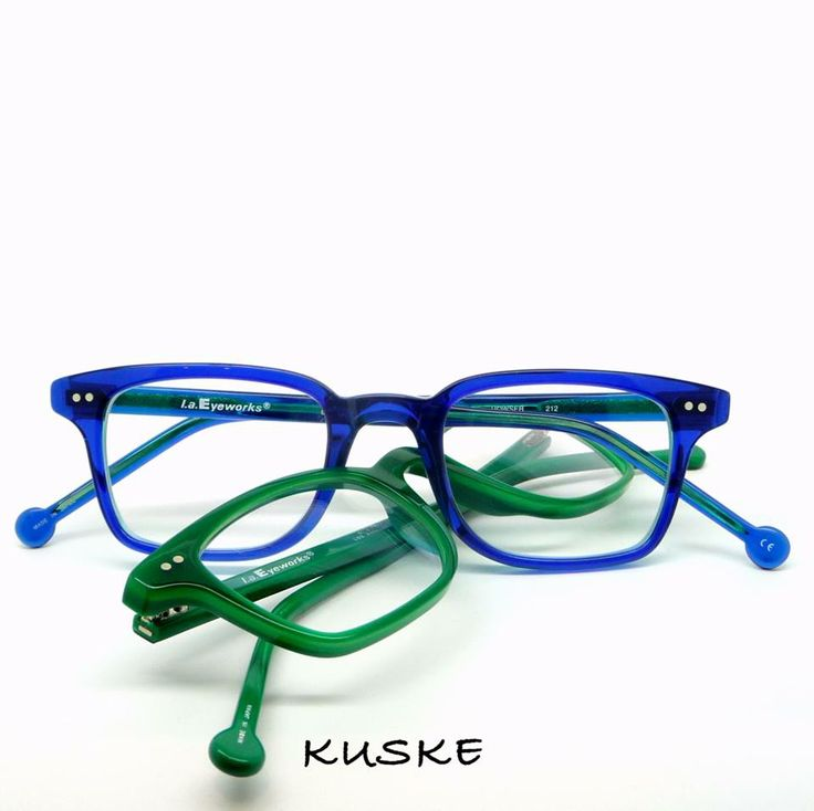 "The ""Howser"" @KUSKE - beautiful frames for beautiful people"